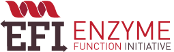 Enzyme Function Initiative Logo